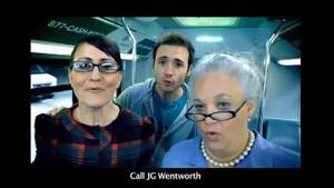 But replace JG Wentworth with MARTA. Marketing gold!